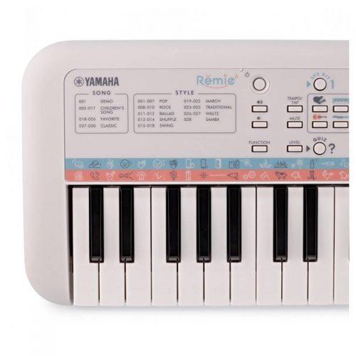 giao dien ben trai organ Yamaha PSS E30