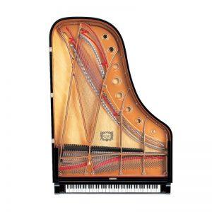 khung dan grand piano Yamaha C7X