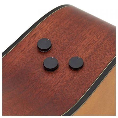mat hong guitar Yamaha FGX3