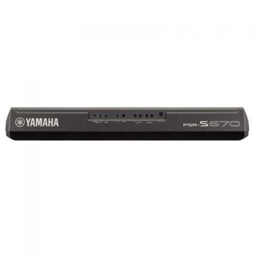 mat sau keyboard Yamaha PSR-S670