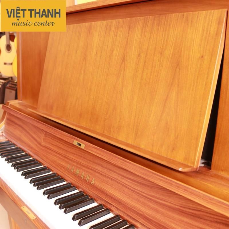 mat truoc piano Yamaha W101