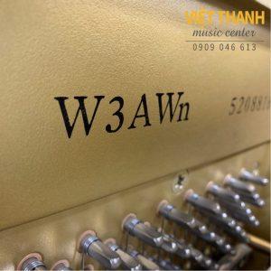 model piano Yamaha W3Awn