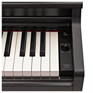 nut dieu khien ben phai piano dien Yamaha YDP-164