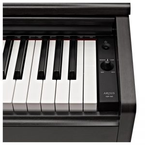 nut dieu khien ben trai piano dien Yamaha YDP-144