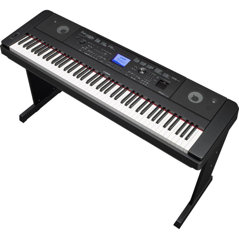 piano Yamaha DGX-660