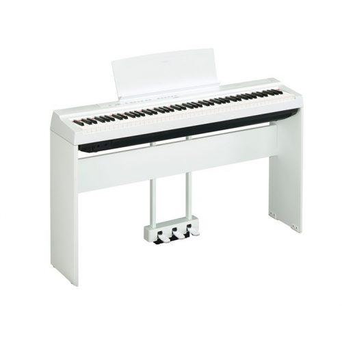 piano dien Yamaha P-125 mau trang