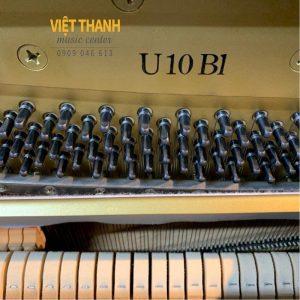 ten model piano yamaha u10bl