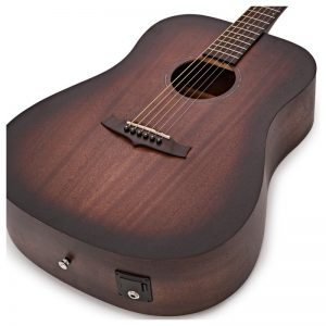 thung dan guitar Tanglewood TWCR-DCE