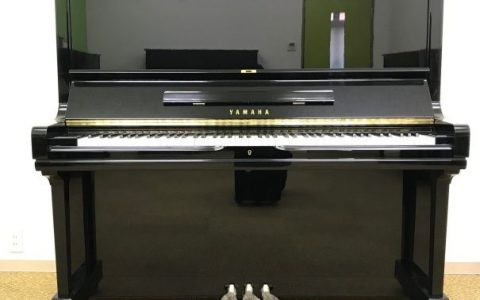 upright piano yamaha u3h cu