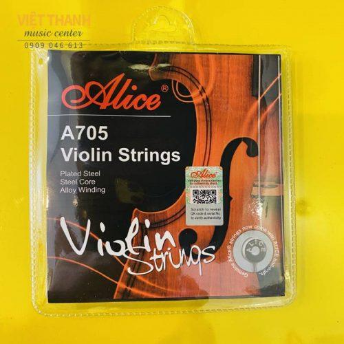 Dây đàn violin Alice A705