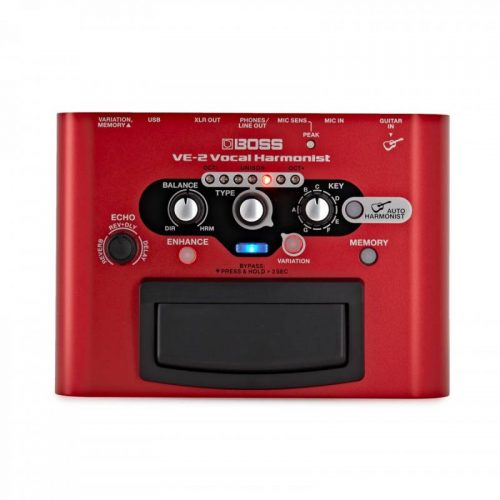 Boss Vocal Effect VE-2