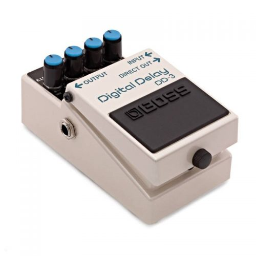 Stompbox Effect Boss DD-3