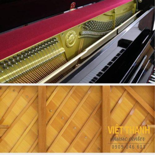 bang cong huong va may dan piano Yamaha SX101