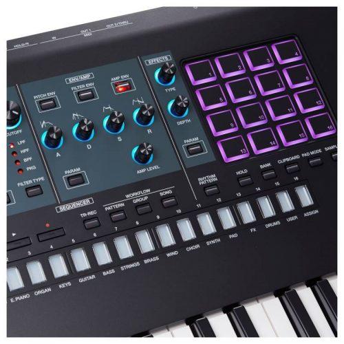 bo dieu khien keyboard Roland Fantom 8