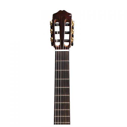 can dan guitar Cordoba Espana 55FCE Negra Macassar
