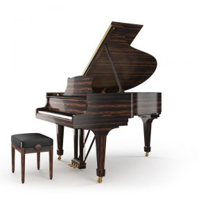 dan grand piano Steinway O-180