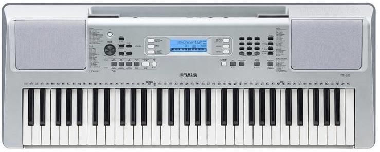 dan organ hoc tap Yamaha YPT-370