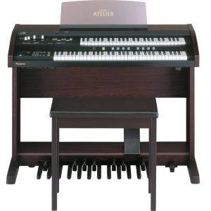 dan organ nha tho Roland AT-100