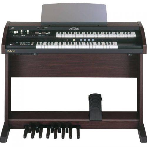 dan organ nha tho Roland AT-75