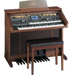 dan organ nha tho Roland AT-800
