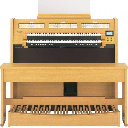 dan organ nha tho Roland C-330