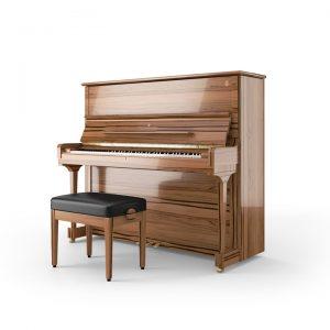 dan piano Steinway K132