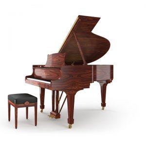 dan piano Steinway O-180