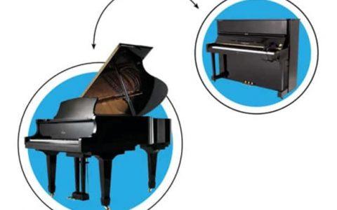 Thuê đàn piano để học và sau đó mua