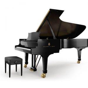 dan piano co Steinway D-274