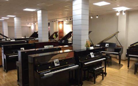 Cập nhật bảng giá đàn piano cũ năm 2021
