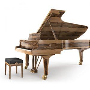 dan piano grand Steinway D-274