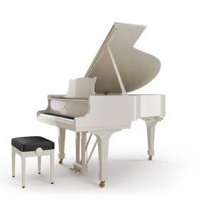 dan piano grand Steinway O-180