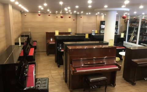 dan upright piano cho thue