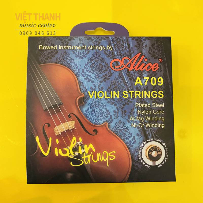 day dan violin Alice A709