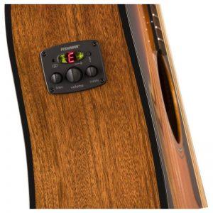 eq tren dan guitar Fender CD-140SCE
