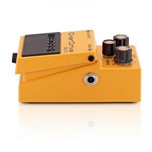 fuzz guitar pedal Boss OD-3