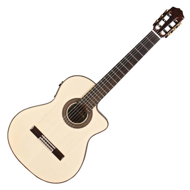 guitar Cordoba Espana 55FCE Negra Macassar
