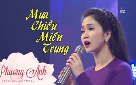 Lời bài hát Mưa Chiều Miền Trung – Hồng Xương Long