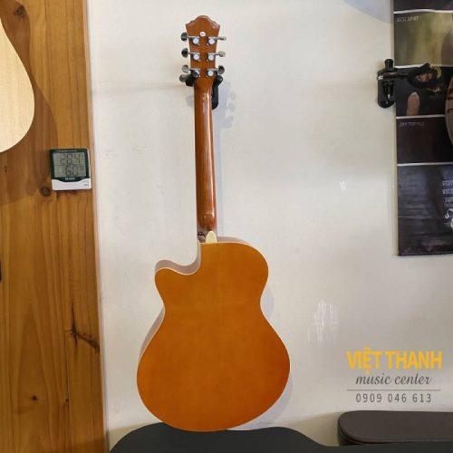 mat sau guitar Caravan HS-4010