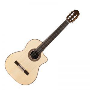 mat sau guitar Cordoba 55FCE Thinbody 03874
