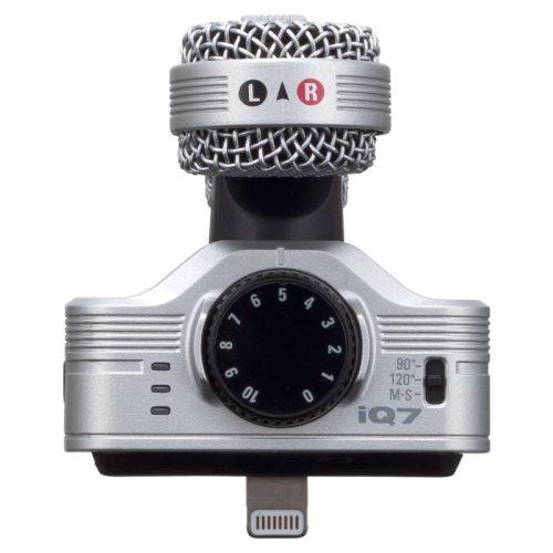 micro thu am Zoom iQ7