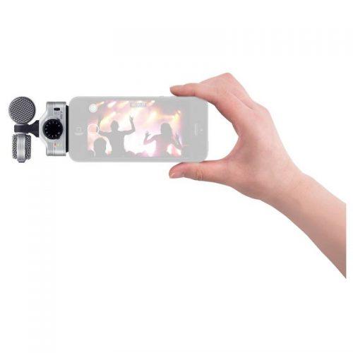 micro thu am cho iphone Zoom iQ7