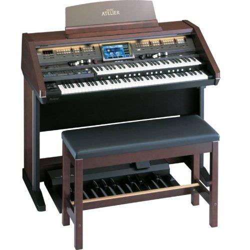 organ nha tho 2 tang Roland AT-900C