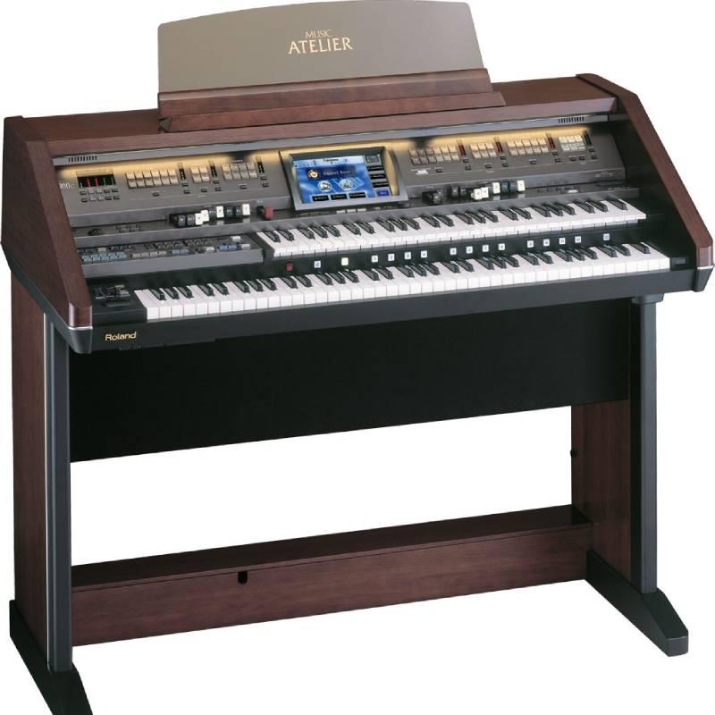 organ nha tho Roland AT-900C chinh hang