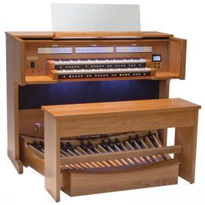 organ nha tho Roland Rodgers 578