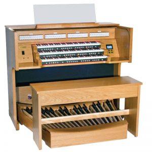 organ nha tho Roland Rodgers 588