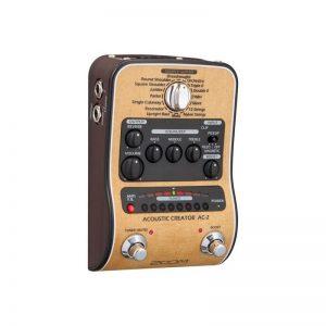 pho guitar Zoom AC-2