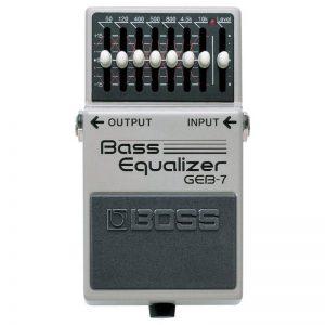pho guitar bass Boss GEB-7