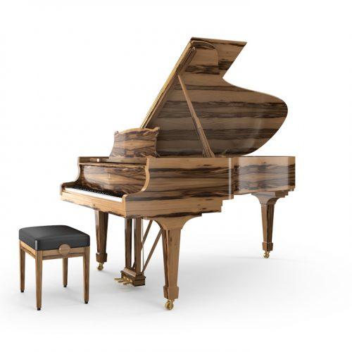piano Steinway B-211