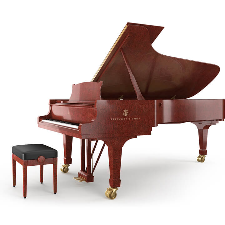 piano Steinway D-274